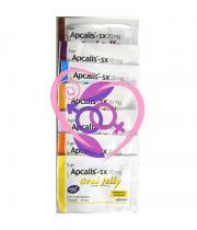 Apcalis SX Oral Jelly (Tadalafil)