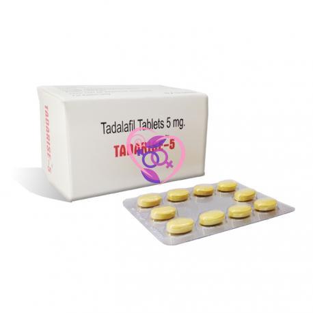 Tadarise 5mg N10 (Tadalafil)