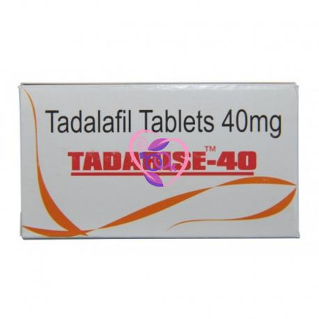 Tadarise 40mg N10 (Tadalafil)
