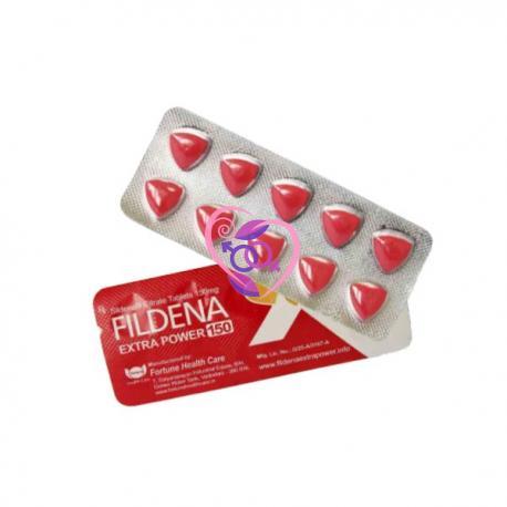Fildena Extra Power 150mg N10 (Sildenafil)