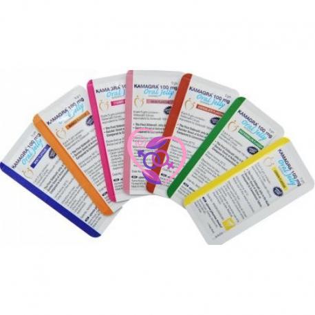 Kamagra Oral Jelly 100mg N7 (Sildenafil)